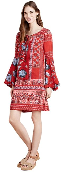 Preload https://item4.tradesy.com/images/anthropologie-red-belled-silk-peasant-by-vanessa-virginia-new-above-knee-short-casual-dress-size-2-x-5155138-0-2.jpg?width=400&height=650