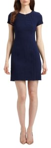 Diane von Furstenberg short dress Navy Tory Burch Rebecca Taylor on Tradesy
