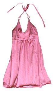 Victoria's Secret short dress pink on Tradesy