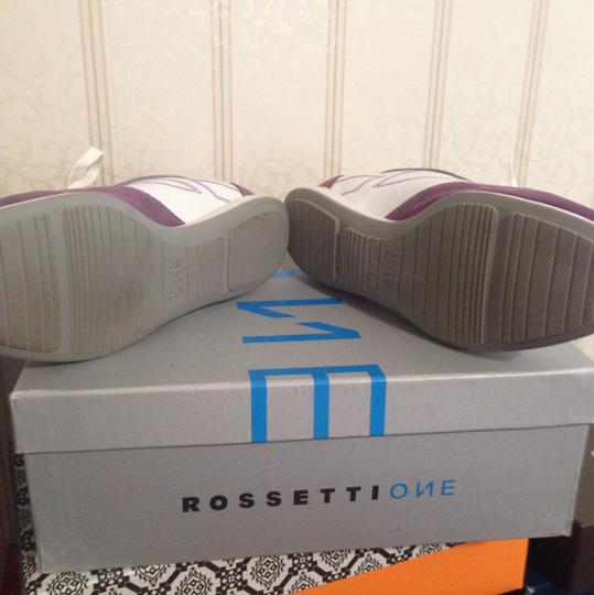 Rossetti One White/purple Athletic