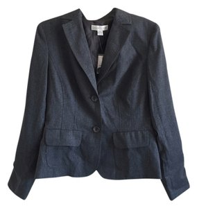Casual Corner Casual Corner Grey Suit Jacket
