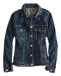 American Eagle Outfitters Denim Womens Jean Jacket