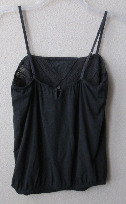 American Eagle Outfitters Top Dark gray