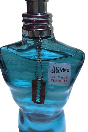 Preload https://item1.tradesy.com/images/jean-paul-gaultier-le-male-terrible-by-42-oz-125-ml-eau-de-toilette-perfume-spray-fragrance-5157325-0-0.jpg?width=440&height=440