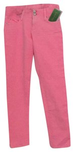 Lilly Pulitzer Boot Cut Pants Light pink