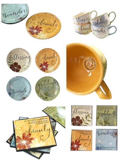 blessings unlimited Reminders of His Love Plates