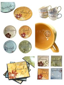 blessings unlimited Reminders of His Love Coasters
