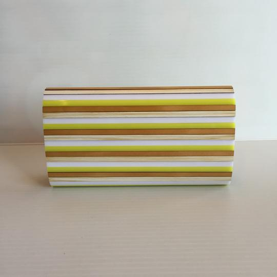Tory Burch MULTI COLORED Clutch