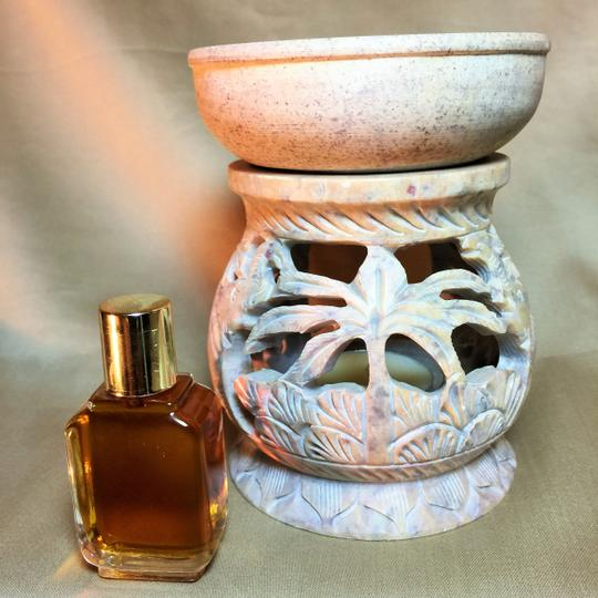 Other Soapstone Oil Diffuser; Essential Oil Aromatherapy; Jungle Carved [ SisterSoul Closet ]