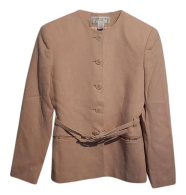 Jones New York Very Cute Light Beige BeltedJones New York Suit