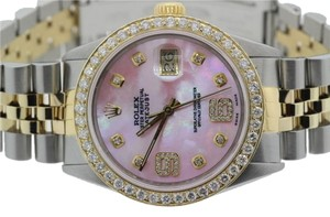 Rolex Rolex Datejust Diamond Watch