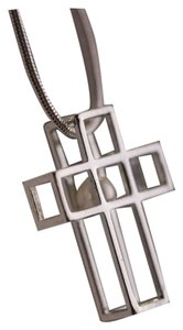 Blessings Unlimited Pearl Cross Necklace