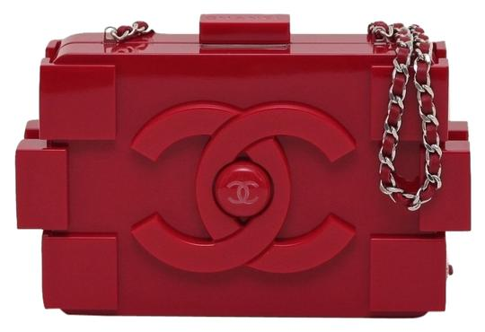 Preload https://item2.tradesy.com/images/chanel-lego-clutch-brick-silver-black-red-plexiglass-leather-clutch-5159671-0-0.jpg?width=440&height=440