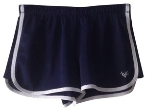 Justice Navy Blue Shorts