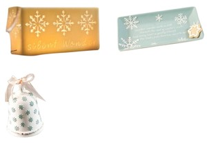 Blessings Unlimited Silent Wonder Luminary & Candy Dish
