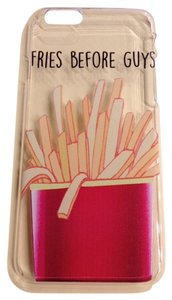 Clear Fries Before Guys Print Iphone 5 Case