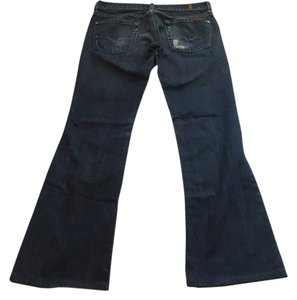 7 For All Mankind Flare Leg Jeans
