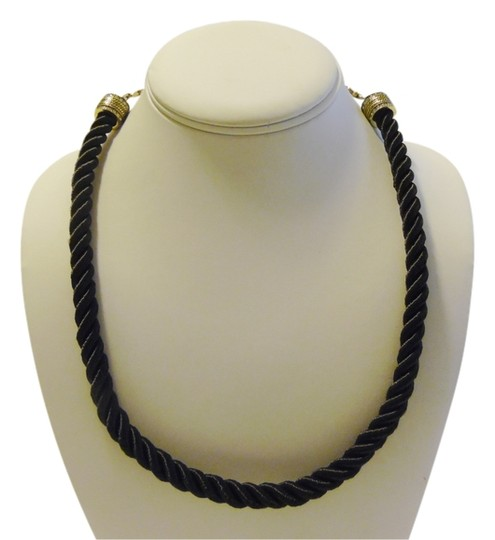 Preload https://item4.tradesy.com/images/other-heidi-daus-black-twisted-fabric-cord-18-14-inch-with-3-12-inch-extender-5160988-0-0.jpg?width=440&height=440