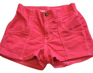 American Apparel Mini/Short Shorts Pink
