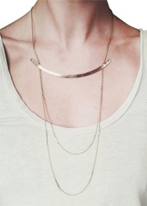 Rackk & Ruin Opposing Arrows Necklace
