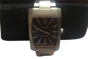 Tourneau Large square face unisex Tourneau watch