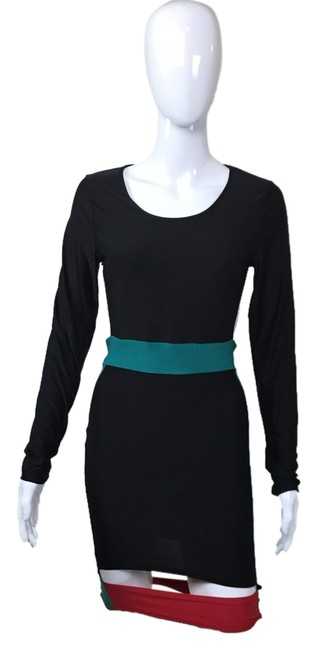 Preload https://img-static.tradesy.com/item/516226/black-teal-red-open-color-above-knee-night-out-dress-size-12-l-0-0-650-650.jpg