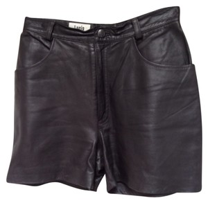 Luciano Dante Dress Shorts Chocolate brown
