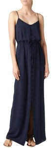 Navy Maxi Dress by Paige Denim