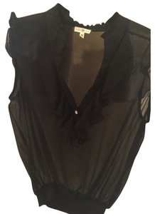 Velvet Heart Top Blac
