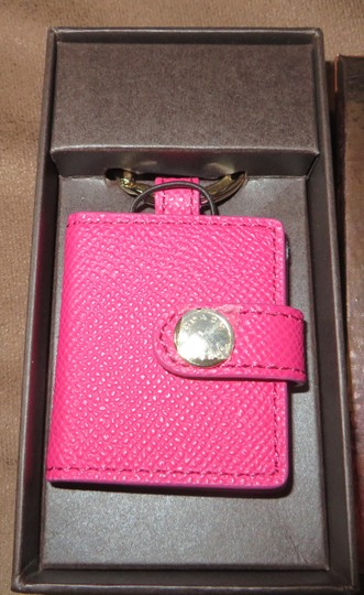 Coach Coach KEY RING Picture Frame Key Fob (BOXED) Brand New.