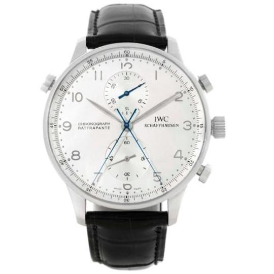 Preload https://item1.tradesy.com/images/iwc-white-portuguese-chrono-rattrapante-platinum-limited-250-iw3712-05-watch-5163160-0-0.jpg?width=440&height=440