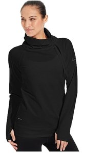 Nike RESERVED....BLACK Hyperwarm Dri-fit Mock Turtleneck