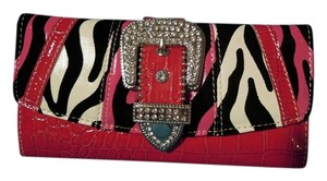Other Zebra buckle wallet