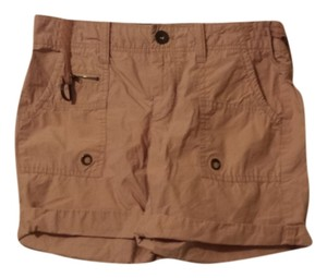Banana Republic Cargo Shorts Soft Pink