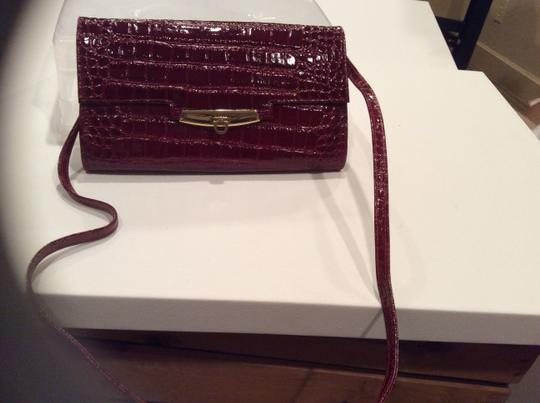 Other Deep Red Clutch