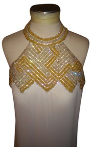 Other Greek Fshion Swarowski Beading Dress
