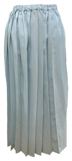 Preload https://item5.tradesy.com/images/issey-miyake-baby-blue-silk-elastic-pleated-maxi-skirt-size-6-s-28-5163934-0-0.jpg?width=400&height=650