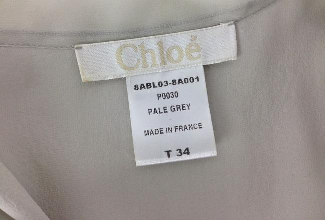 Chloé Top Grey