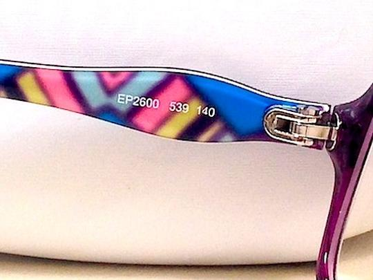 Emilio Pucci Final Reduction. Emilio Pucci 2600 539 51mm Eyeglasses