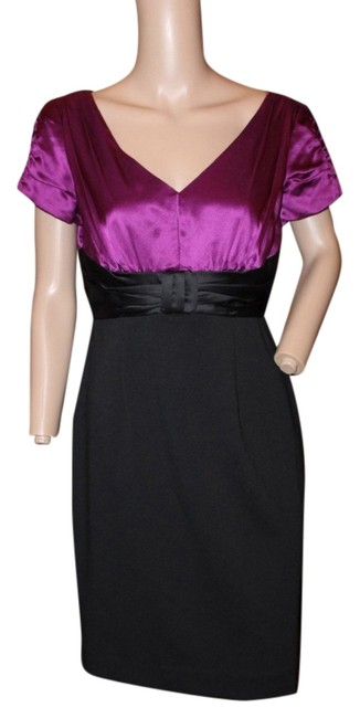 Preload https://item3.tradesy.com/images/antonio-melani-purple-and-black-short-workoffice-dress-size-6-s-5164567-0-0.jpg?width=400&height=650