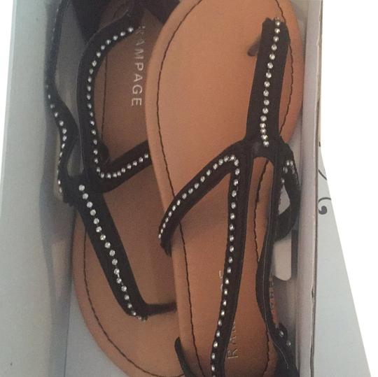 Preload https://item3.tradesy.com/images/rampage-blac-sandals-5165077-0-2.jpg?width=440&height=440