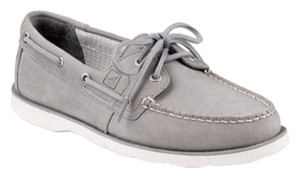 Sperry Top Sider Leeward Boat Shoe Charcoal Athletic