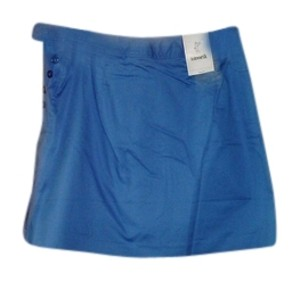 Ashworth Skort Summer Shorts Skirt Blue