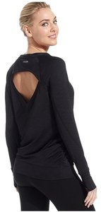 Calvin Klein Cut-Out Back Scoop-Neck Top
