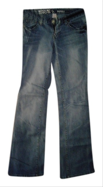 Mossimo Supply Co. Size 3 Boot Cut Jeans-Medium Wash