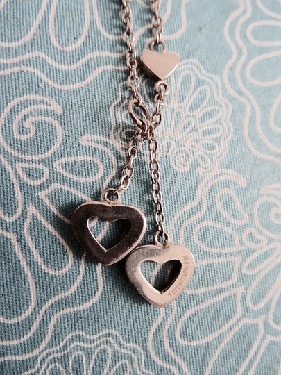 Tiffany & Co. Tiffany Silver Heart Necklace