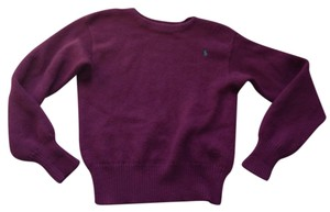 Polo Ralph Lauren Chunky Oversized Wool Preppy Sweater