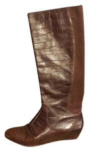 Antonio Melani Dark Brown Boots