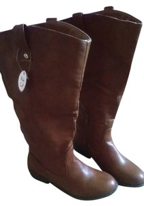 Pink & Pepper brown Boots