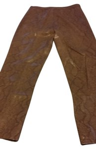 Morgan & Co Straight Pants Brown